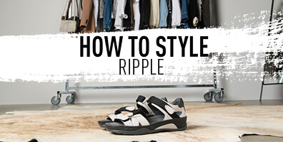 Wolky How to Style Ripple
