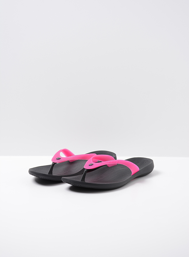 wolky slippers 01200 beach babes 90605 donkerroze tpu front